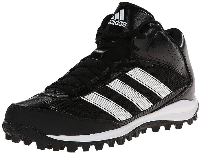 a9e5993a7dfa Amazon.com | adidas Performance Men's Turf Hog LX Mid Football Cleat |  Football