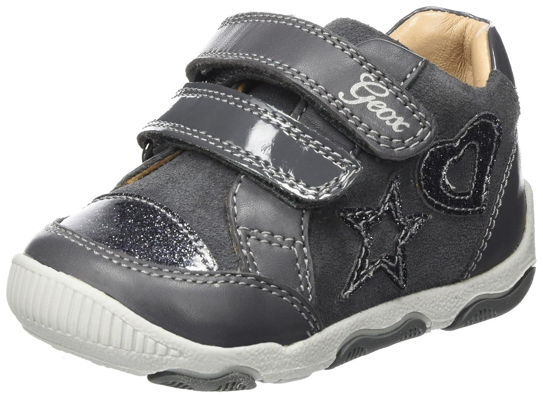 Geox B New Balu' Girl C, Chaussures Bébé Marche bébé Fille Geox B New Balu' Girl C