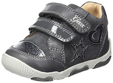 Geox B New Balu  Girl C, Chaussures Bébé Marche bébé Fille  Amazon ... e6b829db6234
