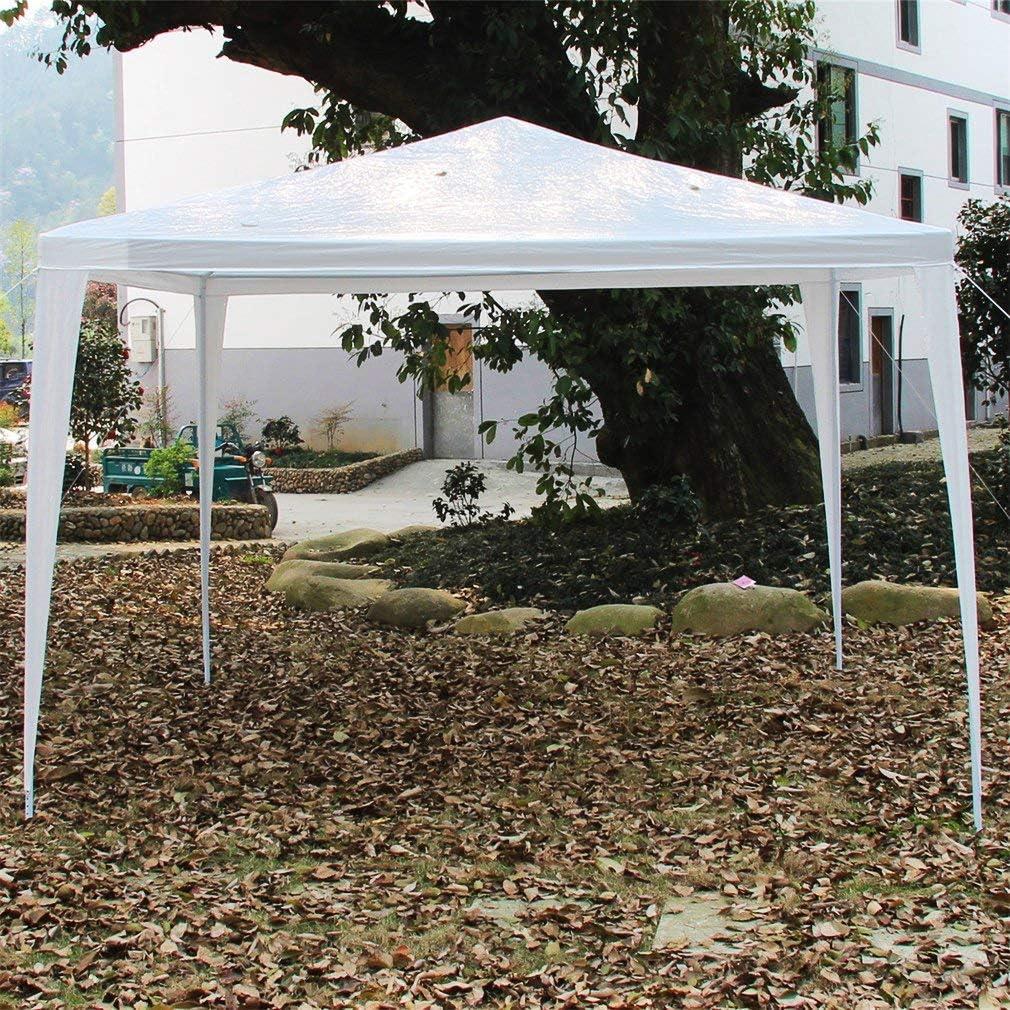 Homgrace Gazebo de jardín Resistente al Agua Plegable Gazebo Pop ...
