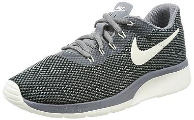 Nike Womens Tanjun Racer Running Shoe Cool Grey/Sail