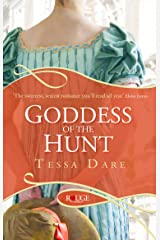 Goddess of the Hunt: A Rouge Regency Romance Kindle Edition
