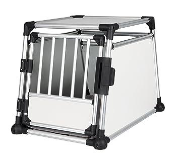 d800da86736cde Trixie Boite de Transport en Aluminium pour Chien: Amazon.fr: Animalerie