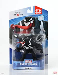 Disney Infinity: Marvel Super Heroes (2.0 Edition) Venom Figure - Not Machine Specific