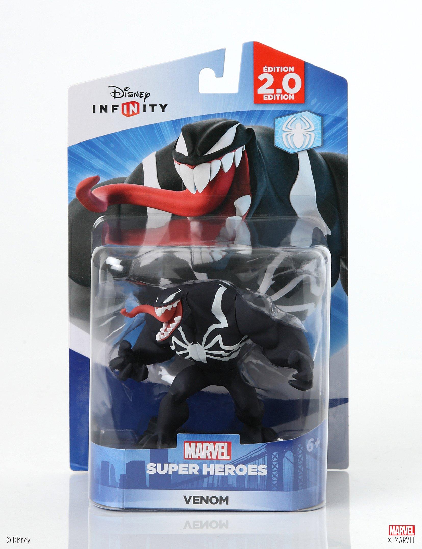 Disney Infinity: Marvel Super Heroes (2.0 Edition) Venom Figure - Not Machine Specific