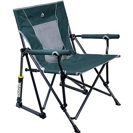 amazon com gci outdoor roadtrip rocker outdoor rocking chair