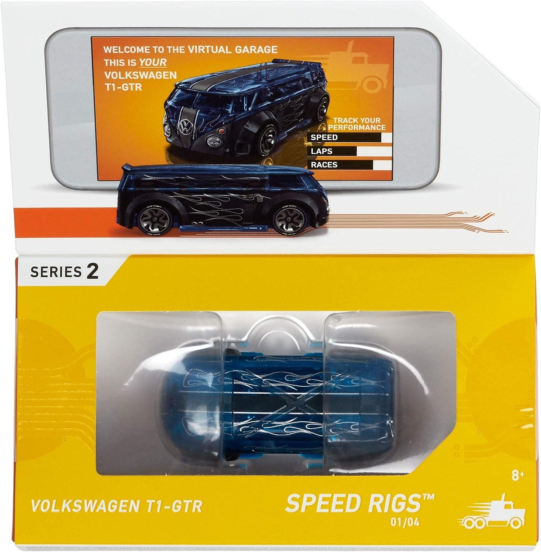 Amazon Com Hot Wheels Gml27 Id Volkswagen T1 Gtr Vehicle Toys Games