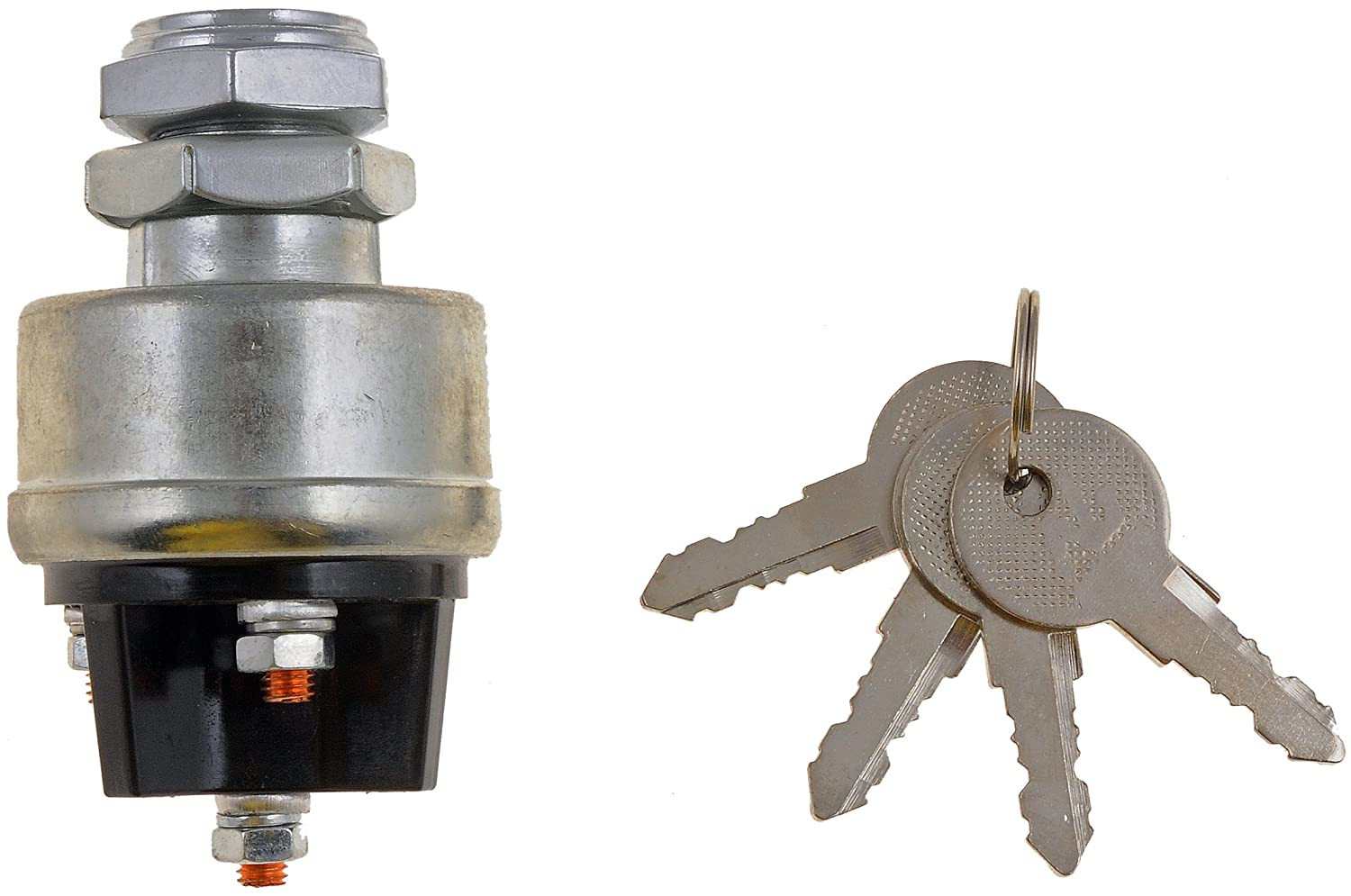 Amazon.com: Dorman 85936 Conduct Tite Universal Key Starter Switch:  Automotive