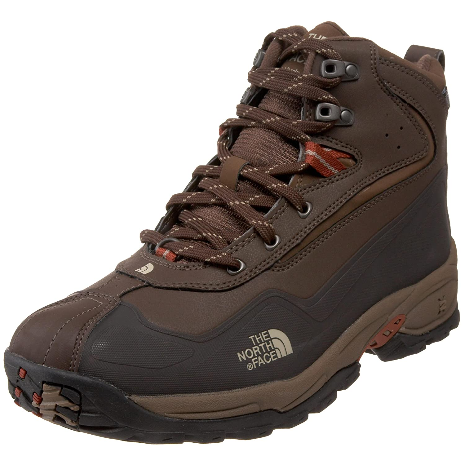 03faaa2cb THE NORTH FACE Men's Flow Chute Short Winter Snow Boots 9.5 Brown ...