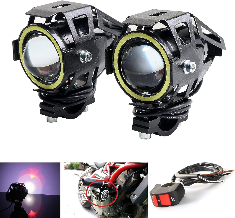 LEDUR Motorcycle Headlight