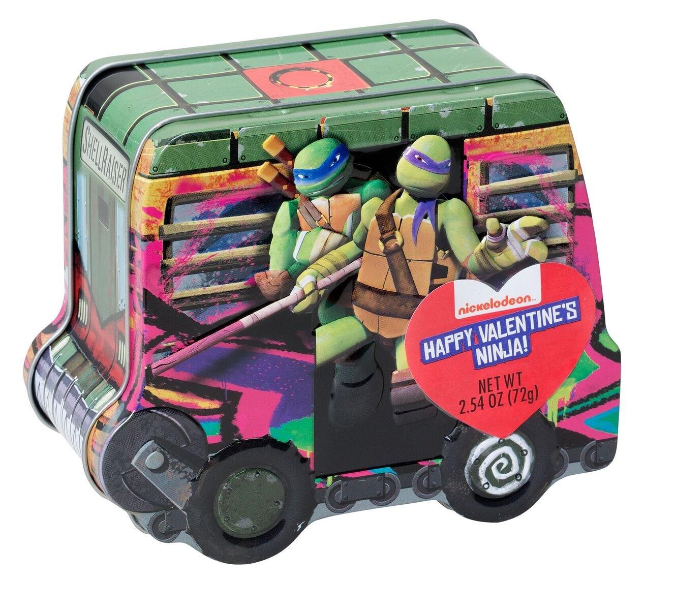 Amazon.com : Teenage Mutant Ninja Turtles Valentines Day ...