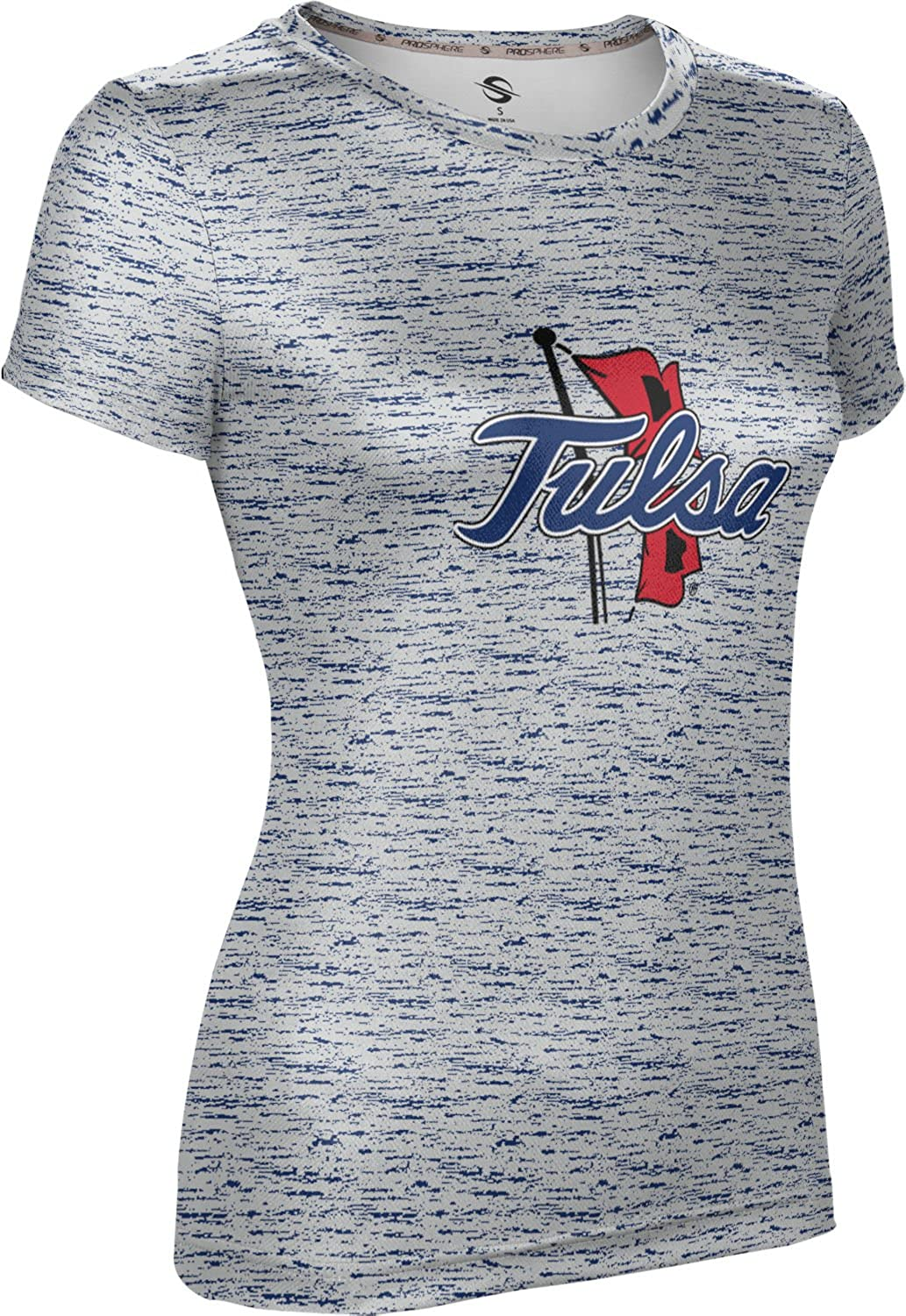 ProSphere University of Tulsa Girls Performance T-Shirt Brushed