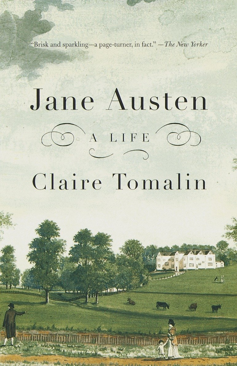 Jane Austen: A Life: Amazon.co.uk: Tomalin, Claire: 9780679766766: Books