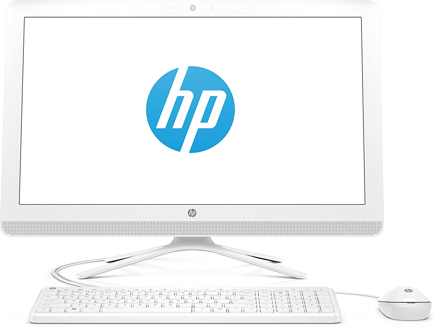 HP 60,45 cm All-in-One Desktop PC weiß: Amazon.de: Computer & Zubehör