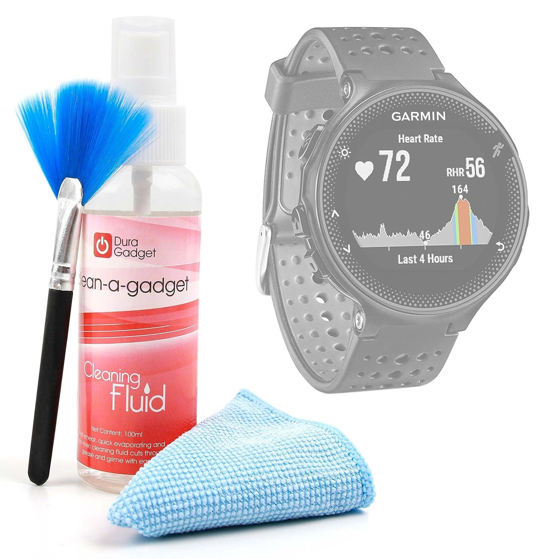 DURAGADGET Kit De Limpieza para Smartwatch Garmin Swim, Garmin ...