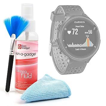 DURAGADGET Kit De Limpieza para Smartwatch Garmin Swim ...