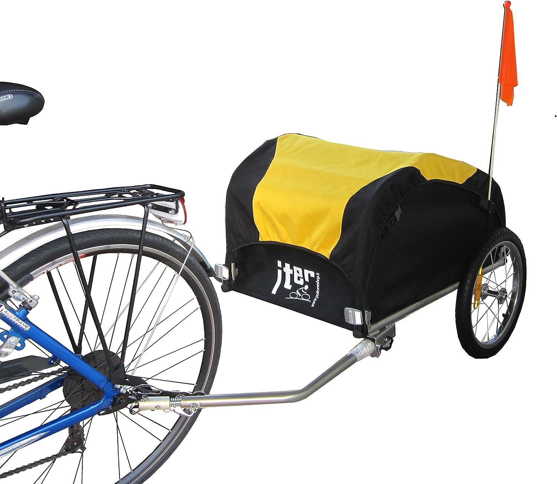 PolironeShop ITER Eje para bicicleta Transportín para la bici ...