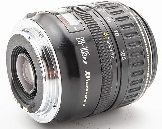 Canon Ef 28 105 Mm 3 5 4 5 Usm Lens Camera Photo