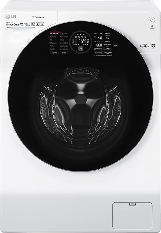 LG F16WD128GH lavadora Carga frontal Independiente Blanco A ...