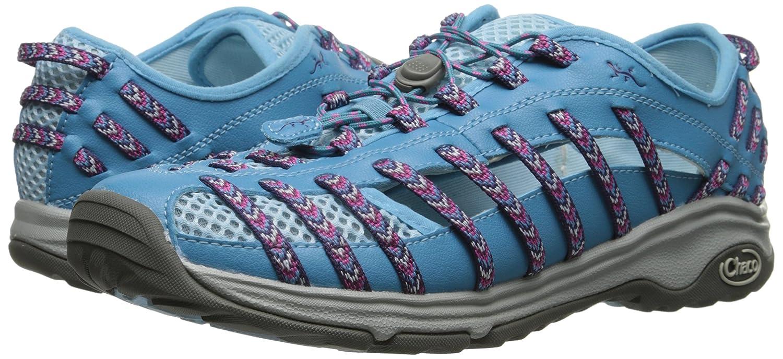 Chaco Women's Outcross Evo 2 Hiking Shoe B00NJXO6F0 9 B(M) US|Blue Moon