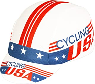 product image for Pace Sportswear Coolmax Cycling Usa Cap