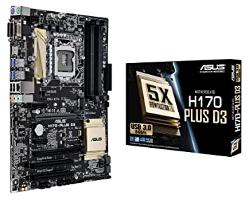 ASUS H170-PLUS D3 REALTEK LAN DRIVERS FOR WINDOWS 10
