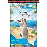 Purina Friskies Seafood Sensations Dry Cat Food