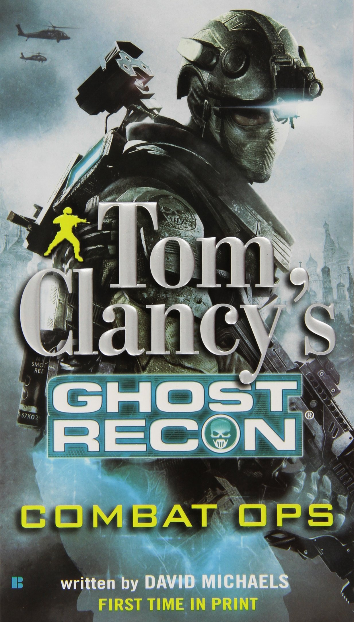 Combat Clancys Ghost Recon Book