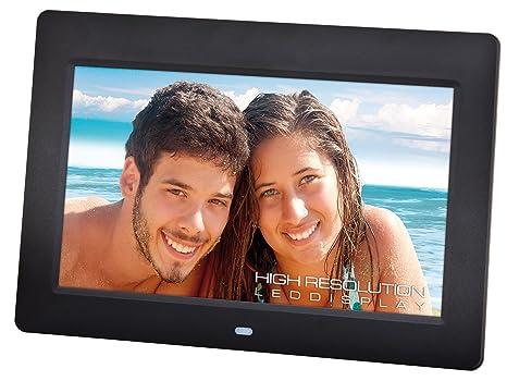 Cornici Digitali Con Usb.Trevi Dpl 2220 Cornice Digitale Con Display 10 2 Led Usb