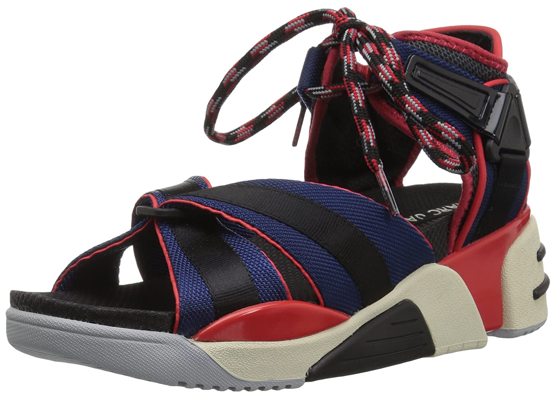 Marc Jacobs Women's Somewhere Sport Sandal B0781Z5R5G 38 M EU (8 US)|Red/Multi
