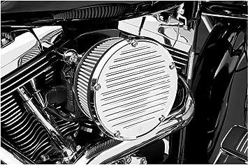 NOS Arlen Ness Chrome Stage II Big Derby Sucker W//O Cover Harley 18-381