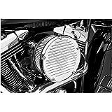 Arlen Ness 18-385 Black Big Sucker Derby Cover Air Filter Kit