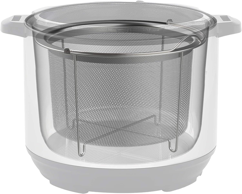 Instant Pot 5252246 Official Large Mesh Steamer Basket
