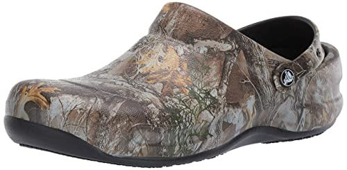 aca42c1f0860e crocs Bistro Realtree Edge Work Clog  Buy Online at Low Prices in India -  Amazon.in
