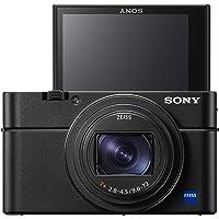 Sony DSC-RX100M7 Digital Camera, Black
