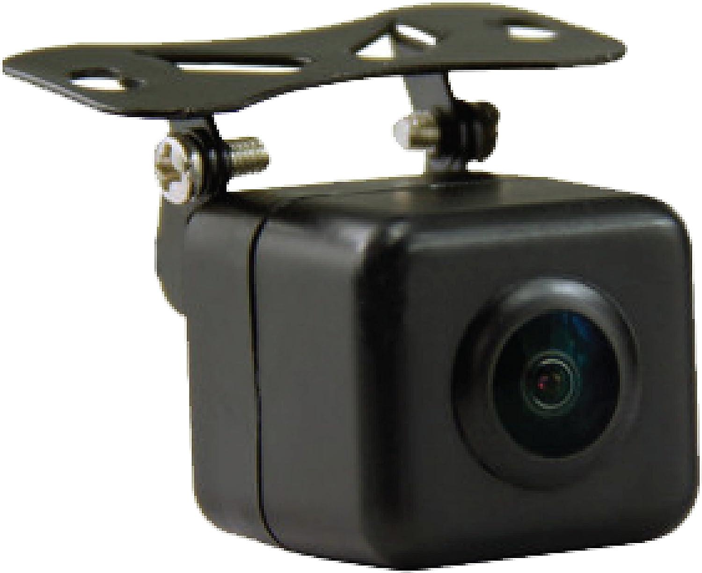 BOYO VISION VTB100TJ - Universal Mount Backup Camera with Active Parking Lines, BLACK