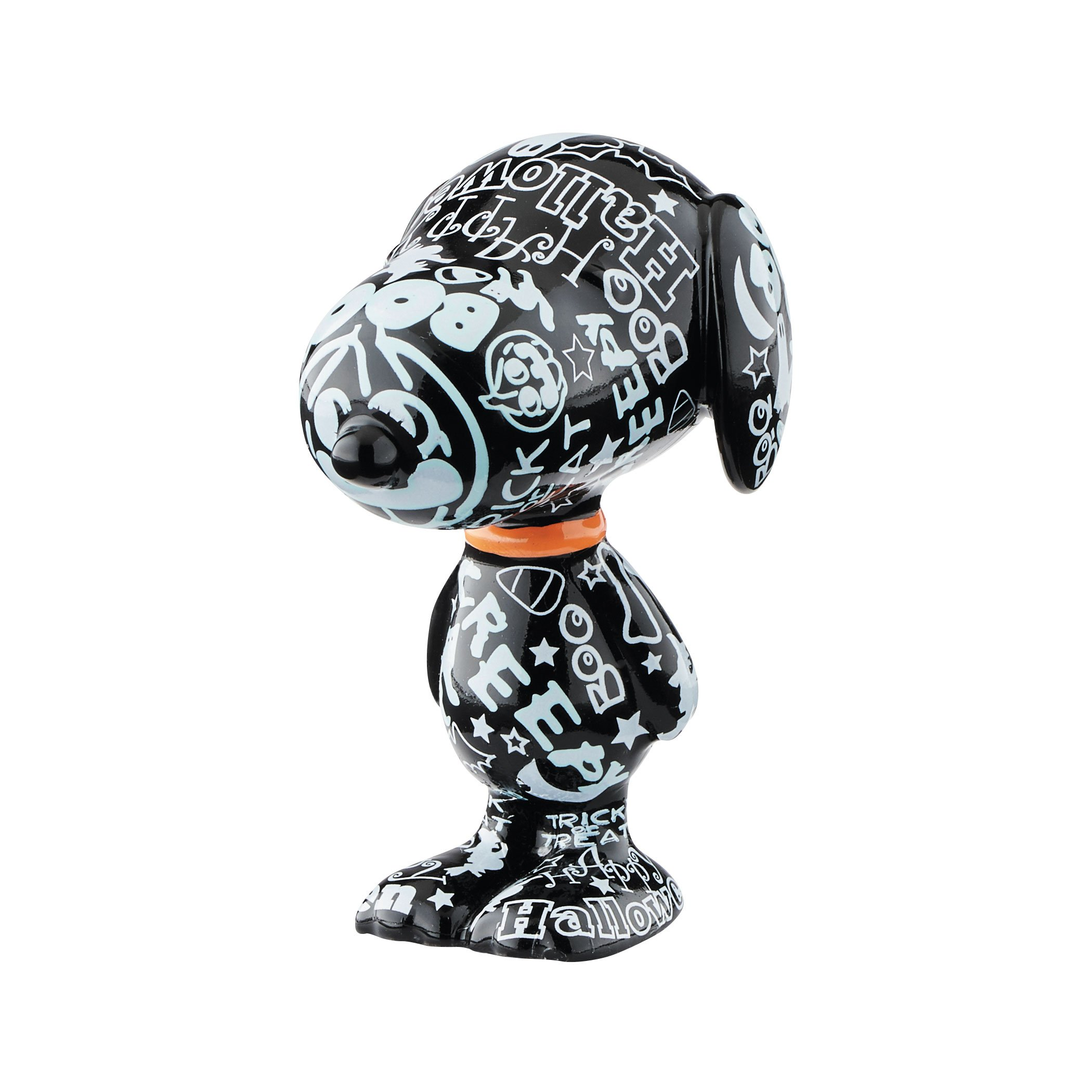 Department 56 Peanuts Halloween Hoopla Canine Figurine, 2.8''