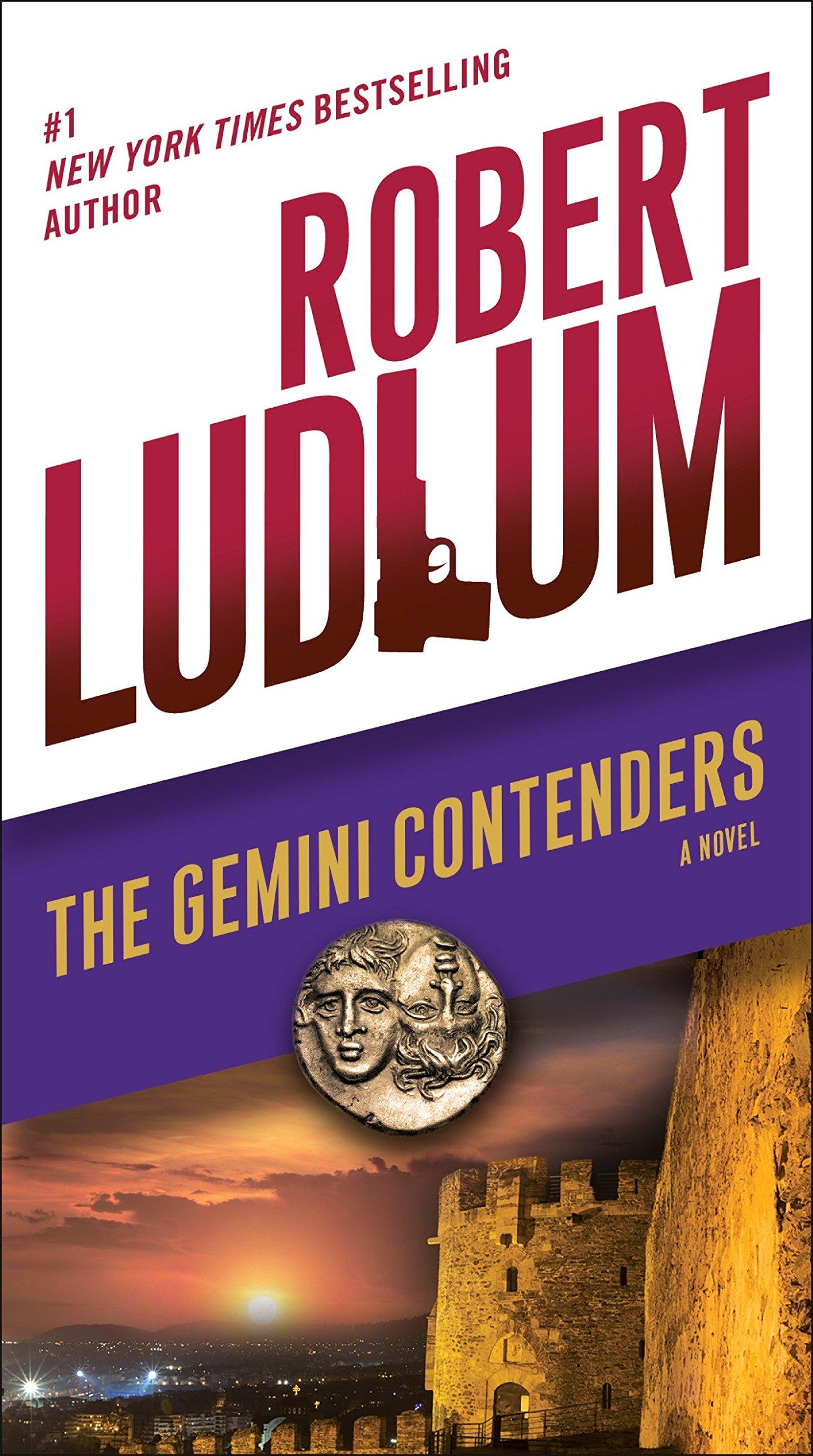 Download The Gemini Contenders: A Novel pdf