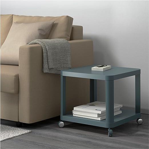 IKEA.. 103.494.48 Tingby - Mesa Auxiliar con Ruedas, Color ...