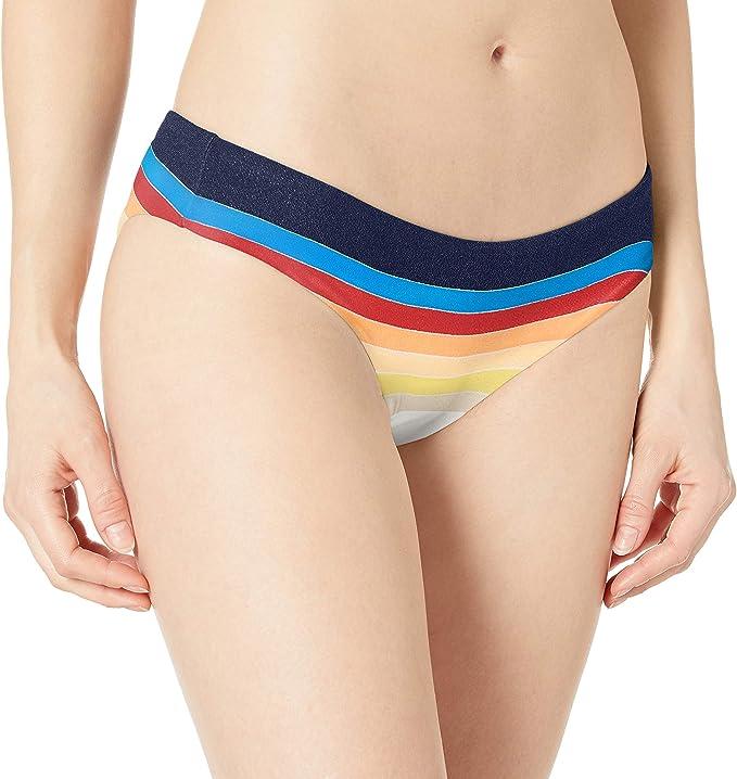 RIP CURL,Surf Essentials Good TIE Side,Bikini de Surf,Pantalon,Good Coverage,Black,XL