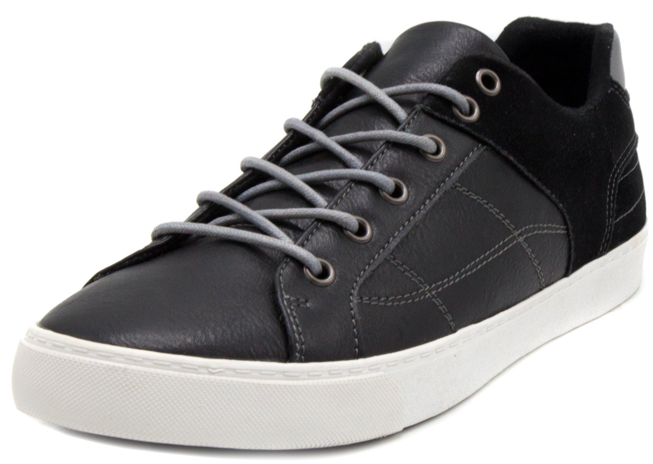 London Fog Mens Nottingham Fashion Sneaker Black 13