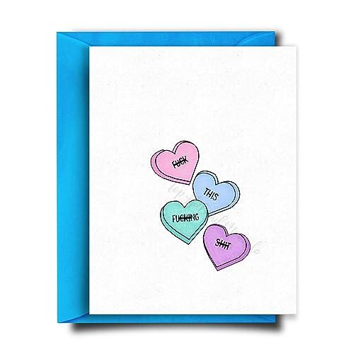 Amazon Anti Valentines Day Card Funny