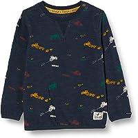 Noppies B T-Shirt LS Rietbron AOP Camiseta para Bebés