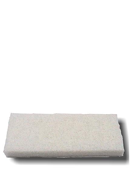 Tampone Bianco Per La Pulizia Dei Pavimenti Amazonit Casa E Cucina