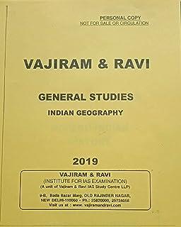 Amazon in: Buy VAJIRAM & RAVI - (GENERAL STUDIES) INDIAN ECONOMY
