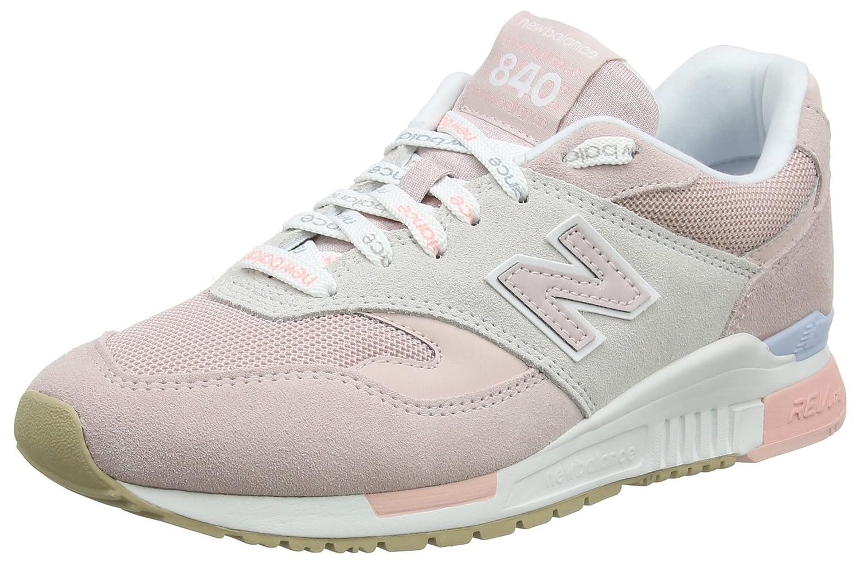New Balance 840, Zapatillas para Mujer 36 EU|Rosa (Conch Shell/Nimbus Cloud Rtp)