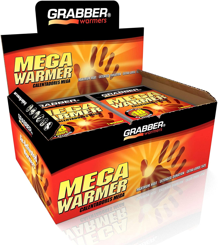 Grabber Medium//large Foot Warmer 30 Pairs for sale online