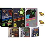 Boss Monster Card Game Bundle with Boss Monster 1, 2, and 3, Implements of Destruction, Crash Landing, Tools of Hero…