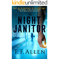 The Night Janitor book cover