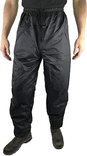 6384905b5f7 HOCK Unisex Regenhose Fahrrad 'Comfort Klima' mit verstärktem Gesäß -  Winter Regenbekleidung 100%